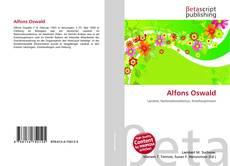 Alfons Oswald的封面