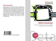 Buchcover von Alfons Pawelczyk