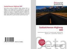 Buchcover von Saskatchewan Highway 600