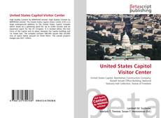 Bookcover of United States Capitol Visitor Center