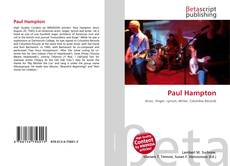 Couverture de Paul Hampton