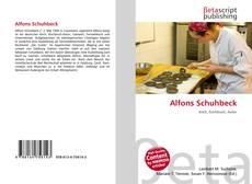 Bookcover of Alfons Schuhbeck