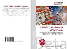 Buchcover von United States Chamber of Commerce