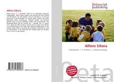 Capa do livro de Alfons Sikora
