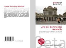 Liste der Dortmunder Bahnhöfe的封面