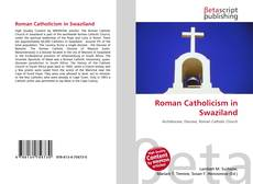 Bookcover of Roman Catholicism in Swaziland