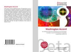 Bookcover of Washington Accord
