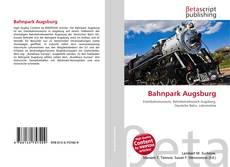 Capa do livro de Bahnpark Augsburg