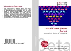 Capa do livro de Action Force (Video Game)