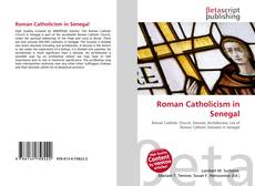 Bookcover of Roman Catholicism in Senegal