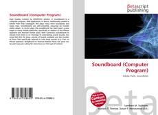 Buchcover von Soundboard (Computer Program)