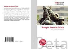 Bookcover of Ranger Assault Group