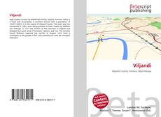 Bookcover of Viljandi