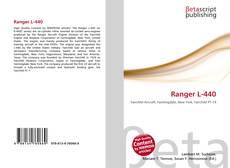 Bookcover of Ranger L-440