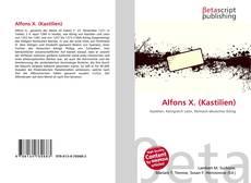 Buchcover von Alfons X. (Kastilien)