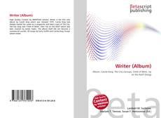 Bookcover of Writer (Album)