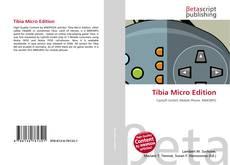 Bookcover of Tibia Micro Edition