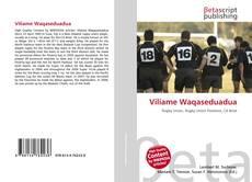 Bookcover of Viliame Waqaseduadua