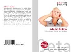 Alfonso Bedoya kitap kapağı