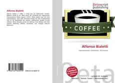 Portada del libro de Alfonso Bialetti