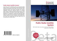 Bookcover of Public Radio Satellite System