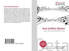 Обложка Paul Griffiths (Writer)