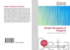 Ranger (Dungeons & Dragons)的封面