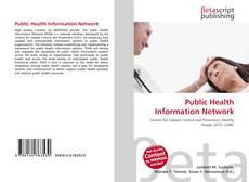 Copertina di Public Health Information Network