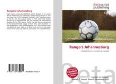 Bookcover of Rangers Johannesburg
