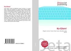 Bookcover of Ka-Glom!