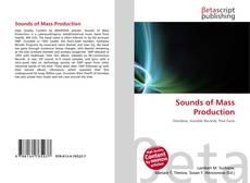 Обложка Sounds of Mass Production