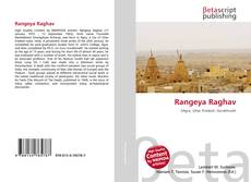 Buchcover von Rangeya Raghav
