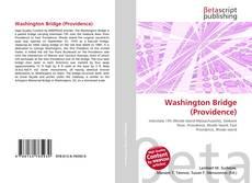 Bookcover of Washington Bridge (Providence)