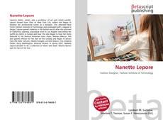Bookcover of Nanette Lepore