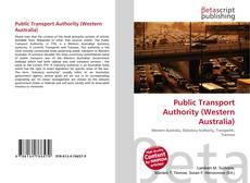 Обложка Public Transport Authority (Western Australia)