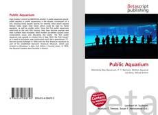 Buchcover von Public Aquarium