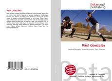 Buchcover von Paul Gonzalez