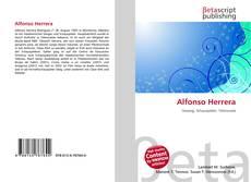 Alfonso Herrera kitap kapağı