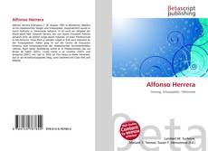 Bookcover of Alfonso Herrera