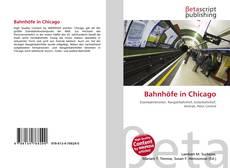 Buchcover von Bahnhöfe in Chicago