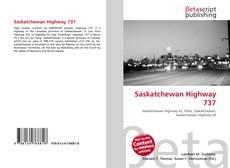 Copertina di Saskatchewan Highway 737