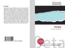 Buchcover von Nangal