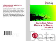 Buchcover von Soundstage: Robert Plant and the Strange Sensation