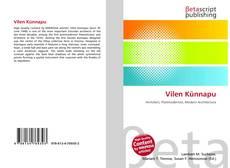 Bookcover of Vilen Künnapu