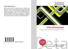 Bookcover of Vilen Komissarov