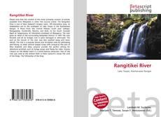 Bookcover of Rangitikei River