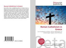 Bookcover of Roman Catholicism in Greece