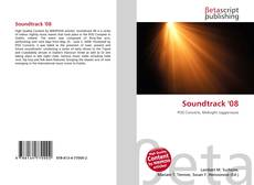 Bookcover of Soundtrack '08