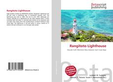 Capa do livro de Rangitoto Lighthouse