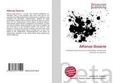 Alfonso Ossorio kitap kapağı